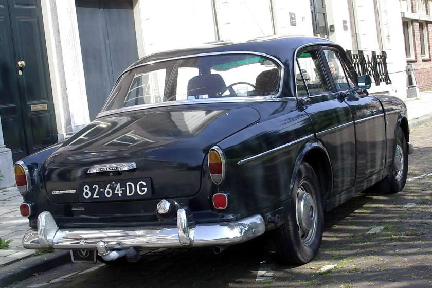 1957 Volvo 123 Amazone 7