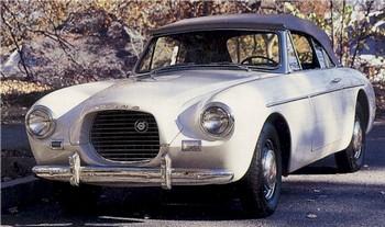 1957 Volvo P1900