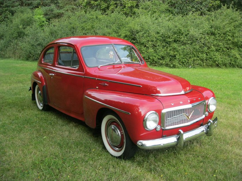 1957 Volvo PV 444 LS