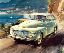 1957 Volvo PV444 1957