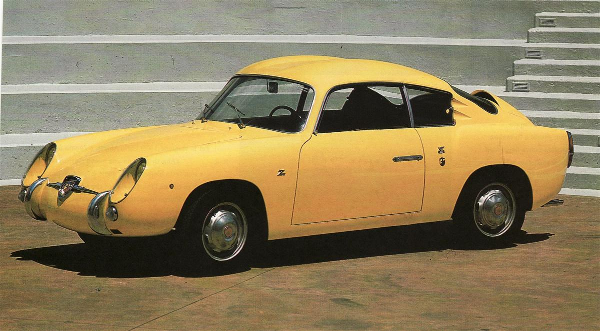 Abarth Bologna Turin Italy Special Cars 1949 Ongoing