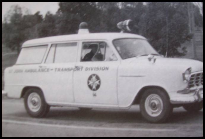 1958 FC Holden Ambulance Pictures