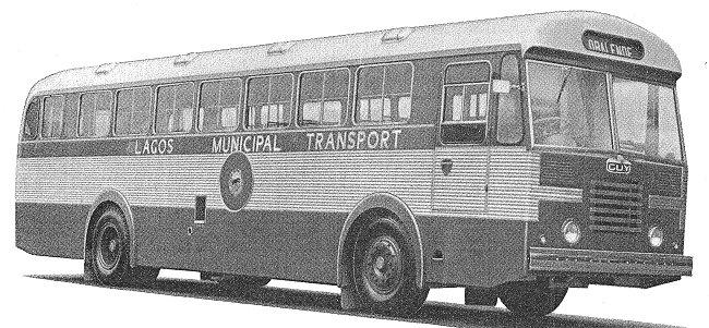 1958 Guy Victory Trambus 2