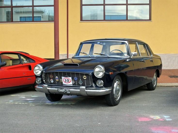 1958 Lancia Flaminia 2.8