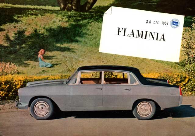 1958 lancia flaminia