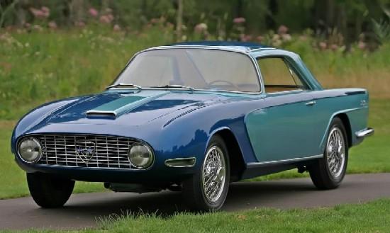 1958 Lancia Nardi Blue Ray II.