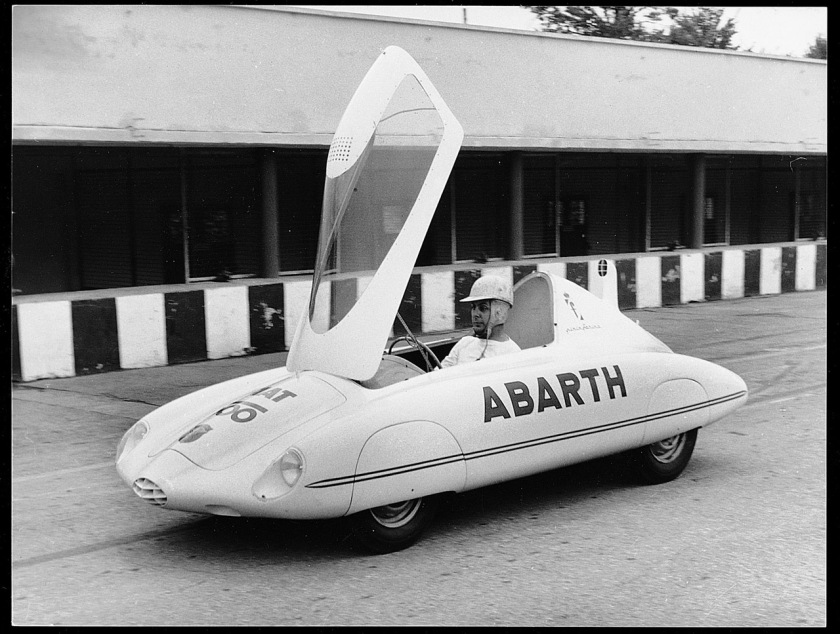 1958 Pininfarina Abarth 500 Record
