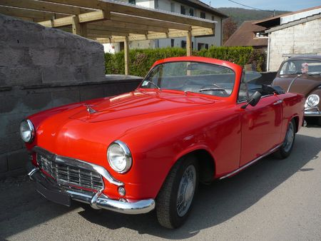 1958 Simca Aronde Grand Large 2 Dr