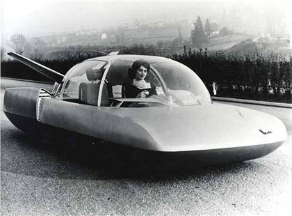 1958 Simca Fulgur