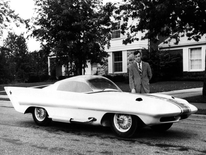 1958 Simca Ghia Special