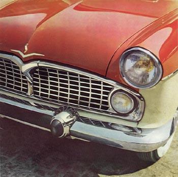 1958 simca vedette chambord -d