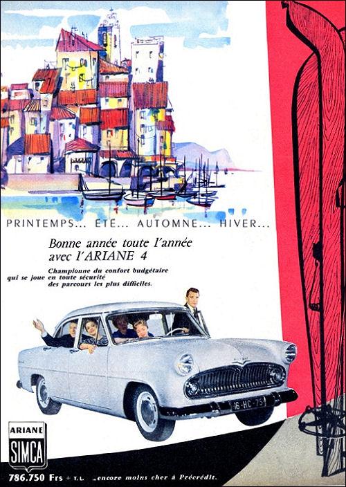 1958 Simca