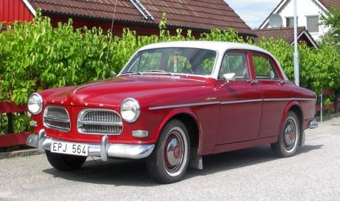 1958 Volvo Amazon P1200 564