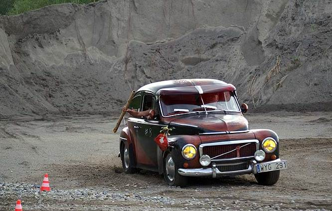 1958 Volvo Kattenrug Oh what a beauty