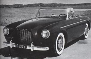 1958 Volvo p1900