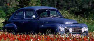 1958 Volvo PV544 4