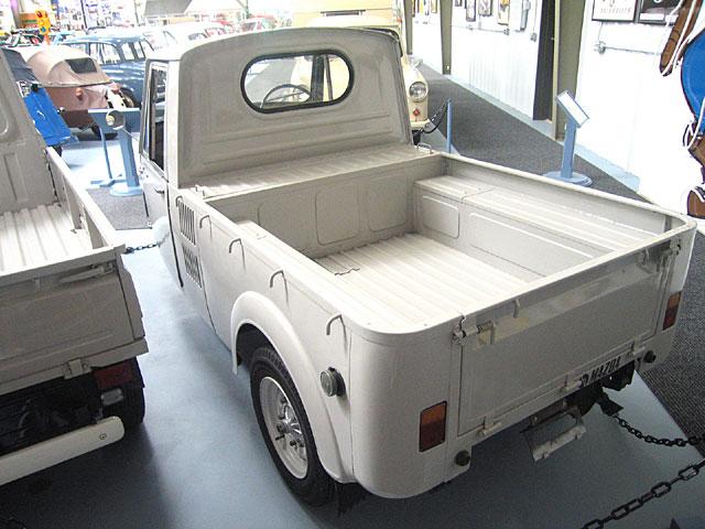 1959-69 Mazda K360 achterzijde (J)