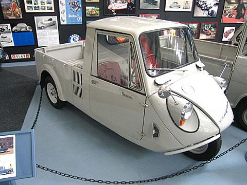 1959-69 Mazda K360 (J)