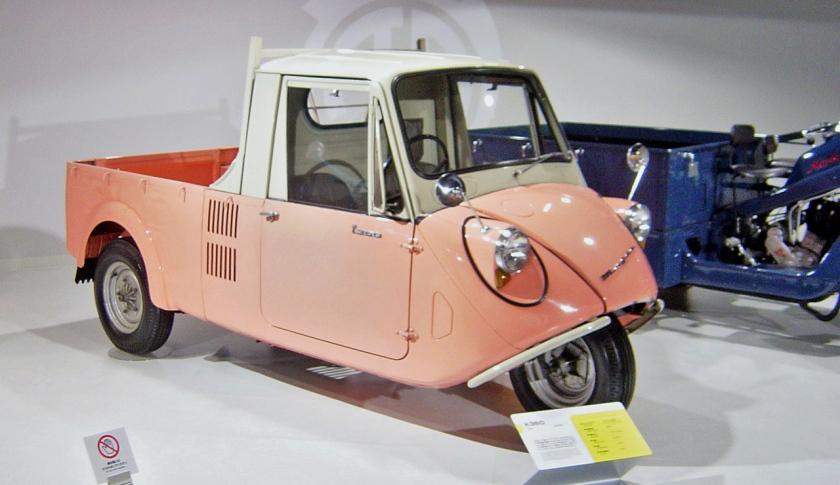 1959-69 Mazda k360 p