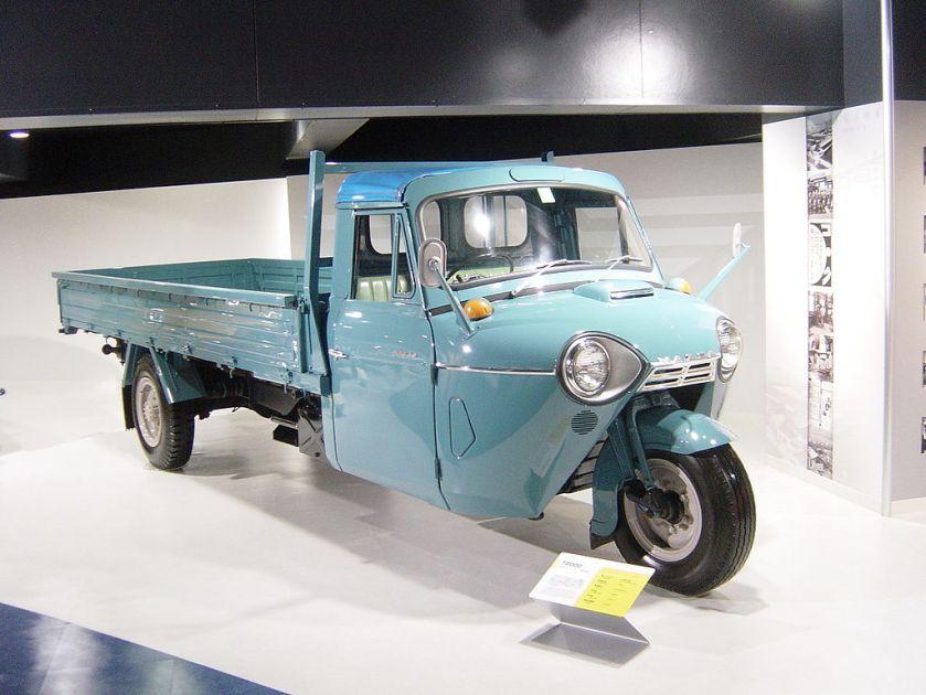 1959-69 Mazda t2000