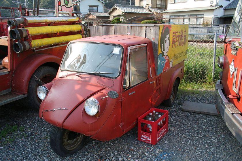 1959-69 Mazda T600