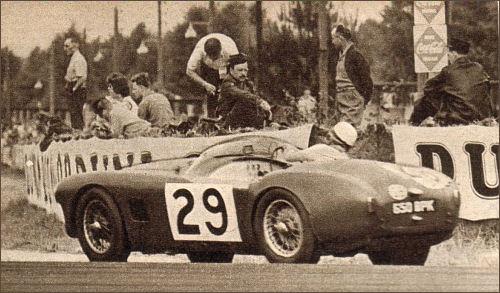 1959 AC bristol lemans