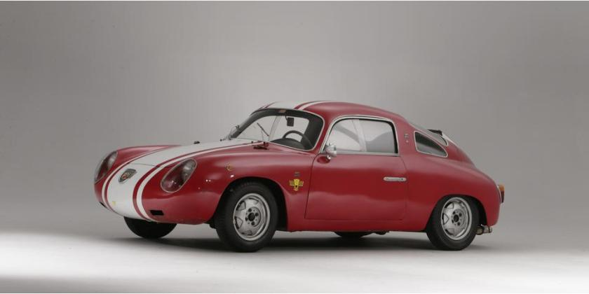1959 Fiat Abarth 750 Bialbero 'Record Monza' Coupé Chassis
