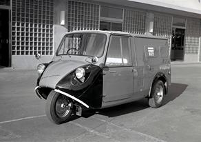 1959 K360 in 1959