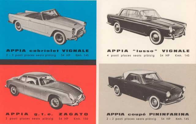 1959 lancia appia-carr
