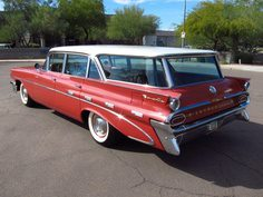 1959 Pontiac Bonneville Safari s