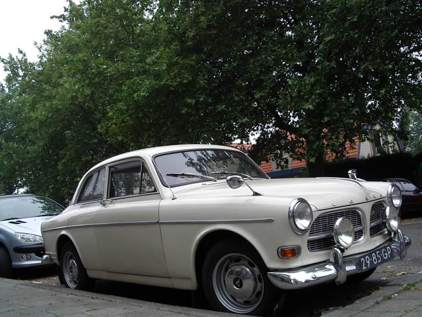1959 Volvo 122 Amazone  a