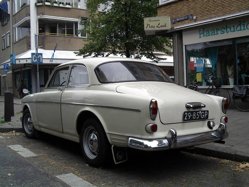 1959 Volvo 122 Amazone  d