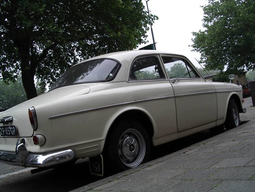 1959 Volvo Amazone 122  b