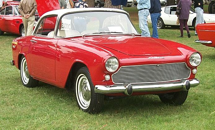 1960-62 Simca Aronde Plein Ciel