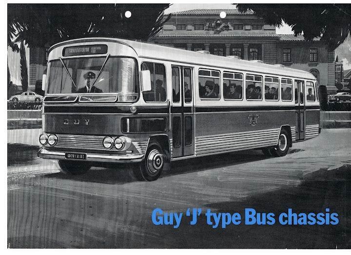 1960 GUY J- Type