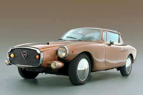 1960 Lancia Flaminia 2.5 Loraymo