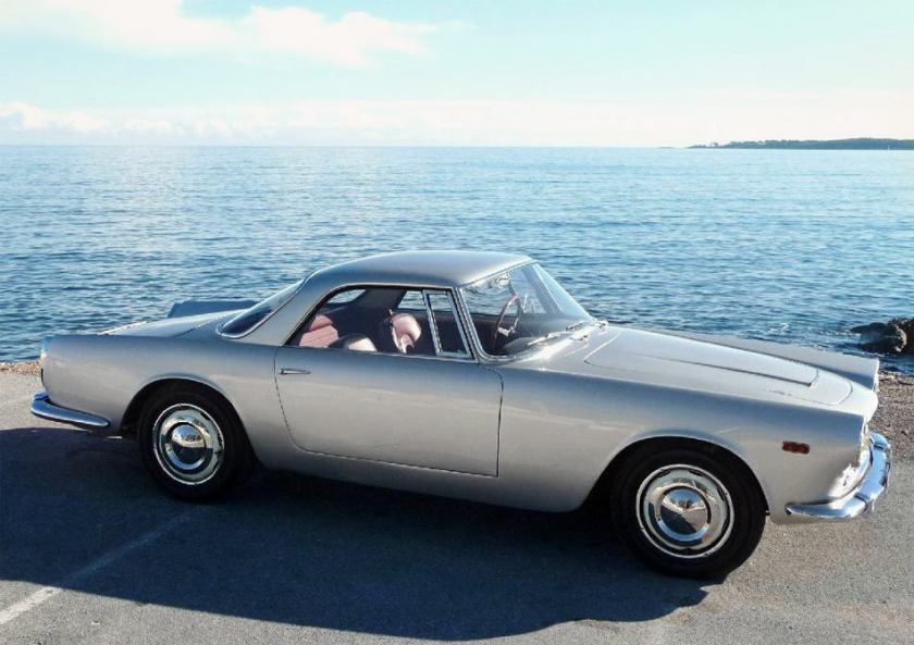 1960 Lancia Flaminia Touring 2-seater coupé