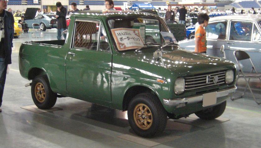 1960 Mazda Porter Pickup