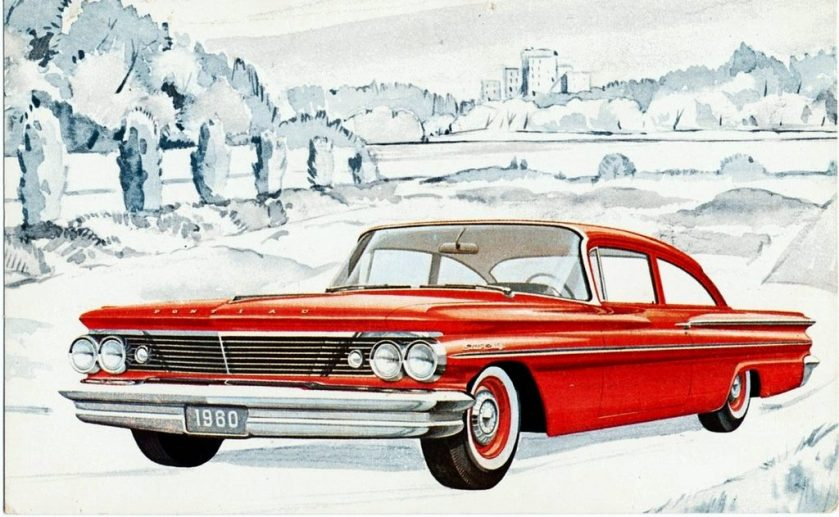1960 Pontiac Strato-Chief
