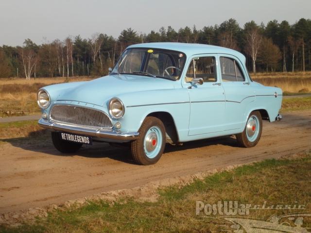 1960 Simca Aronde Etoile P60