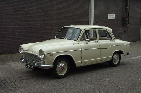 1960 Simca-Aronde-P60-1300