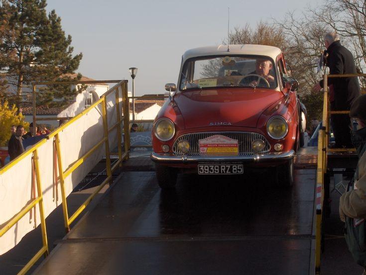 1960 Simca Aronde P60
