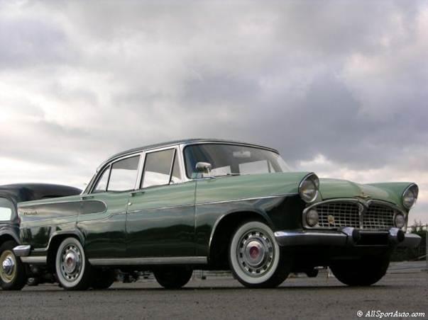1960 Simca Verde Vedette Chambord