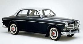 1960 Volvo 122