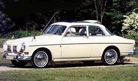 1960 Volvo 123 GT