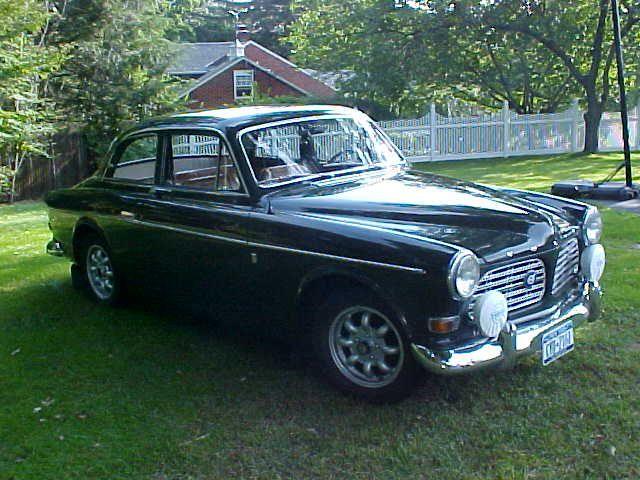 1960 Volvo 123GT 2