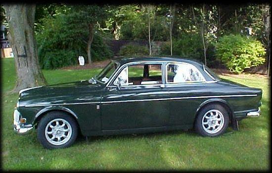 1960 Volvo 123GT 3