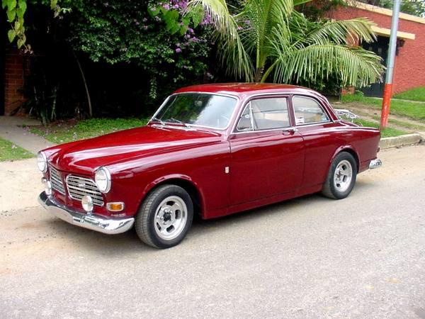 1960 Volvo 123GT