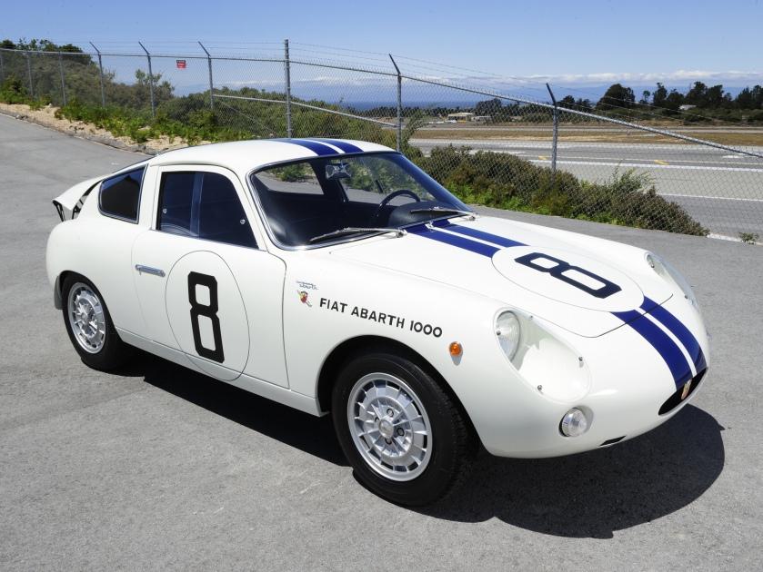 1961 Abarth Fiat 1000 Bialbero