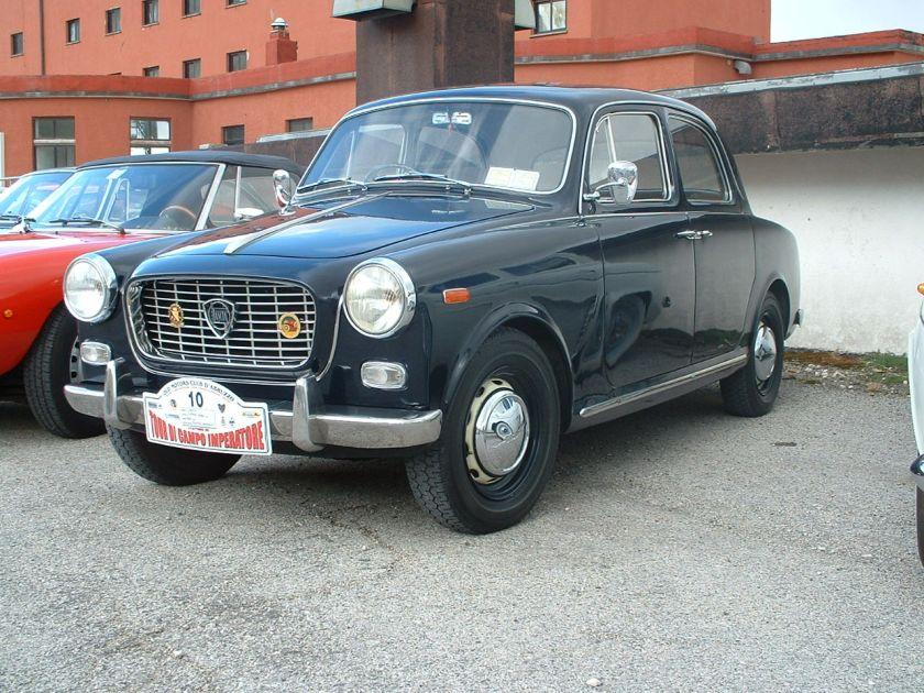 1961 Lancia Appia 3